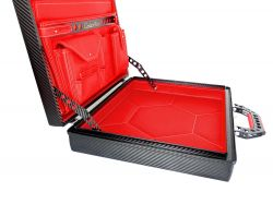 Briefcase-carbon-3w-red